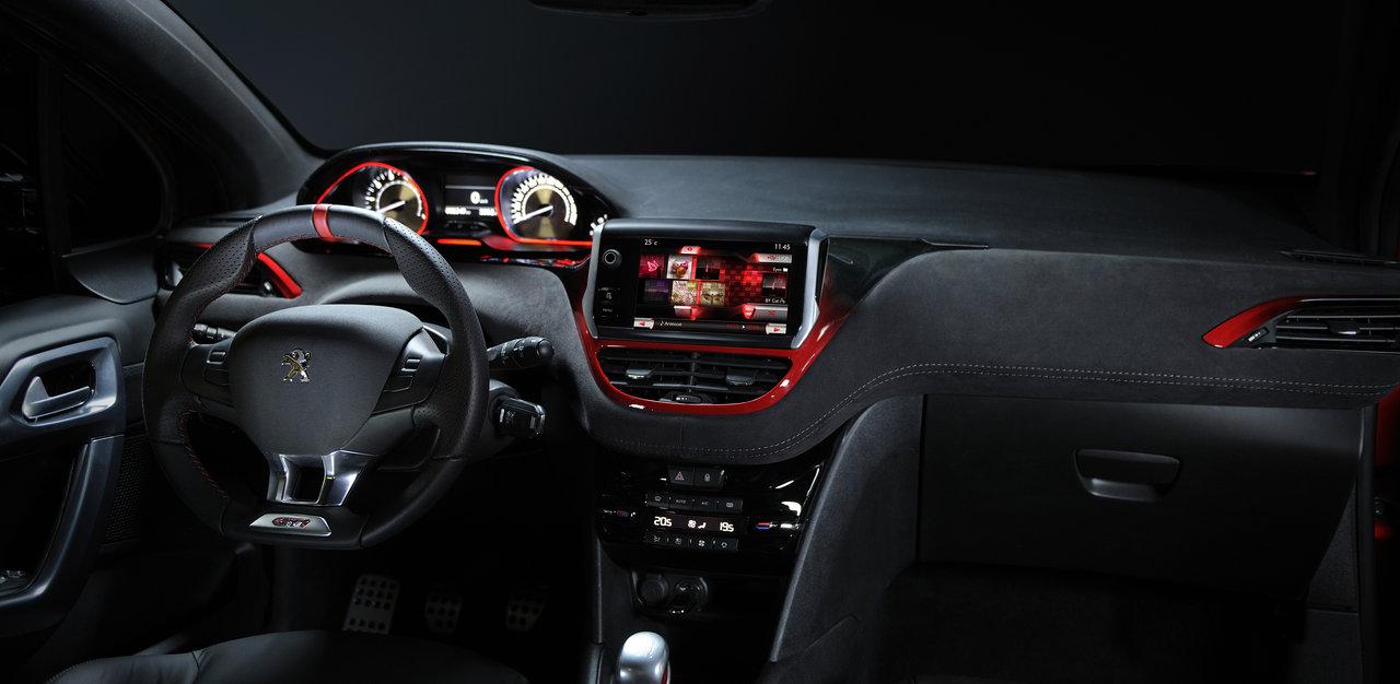 Vuelve La Leyenda Se Acerca El Peugeot 208 Gti Automotiva