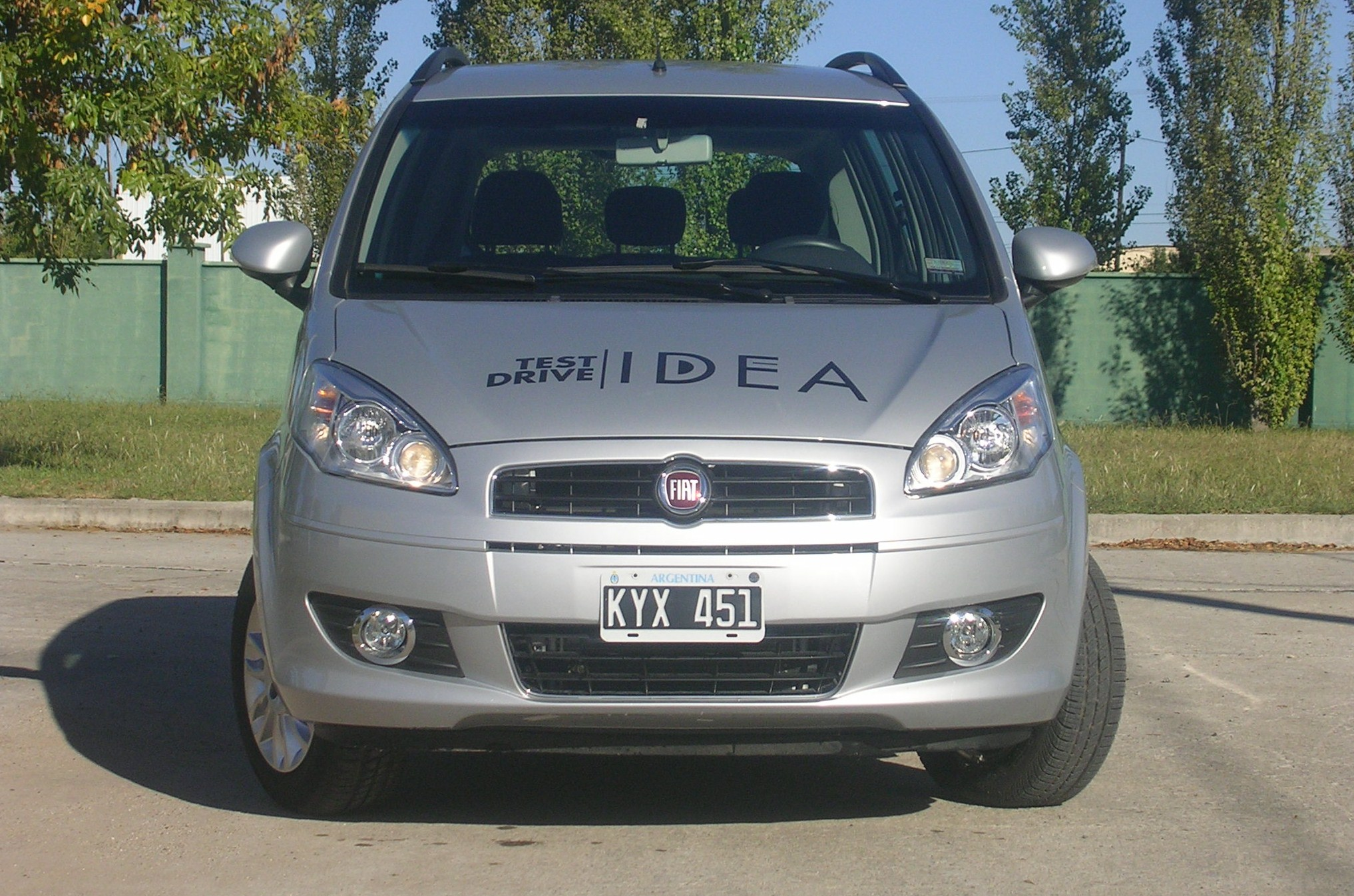Probamos el fiat idea 1 4 attractive opci n racional for Fiat idea 2013 precio argentina