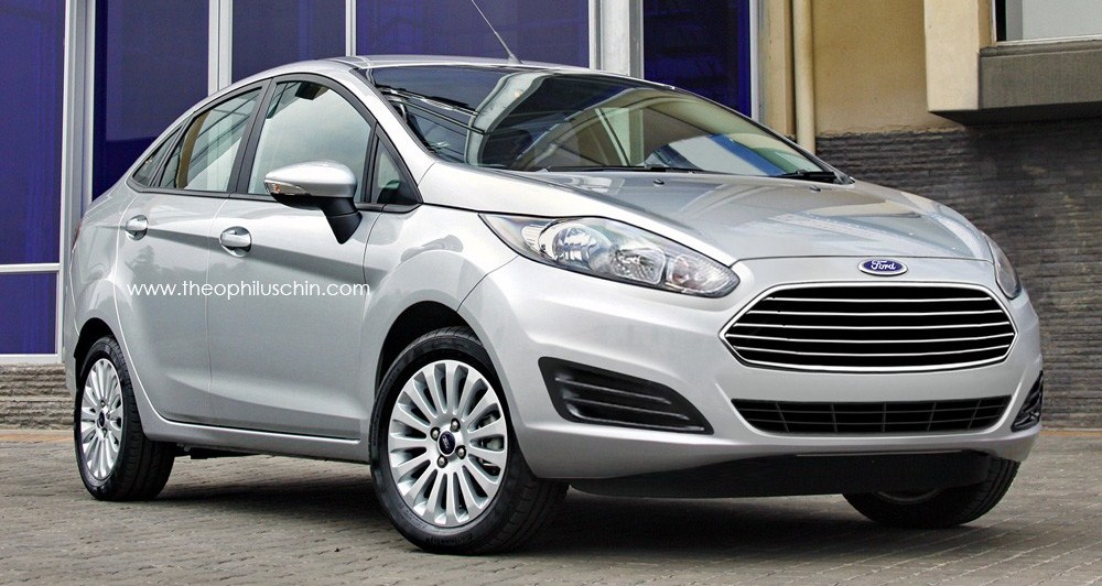 As U00ed Ser U00e1 El Ford Fiesta Kinetic Design 2013