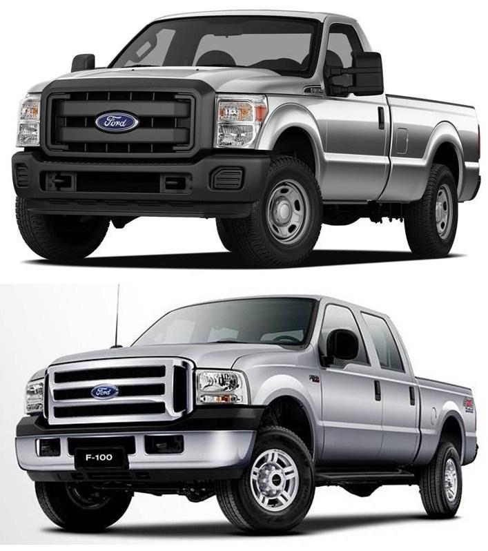 Ford Super Duty. Espectacular. Larga Vida A La Prima