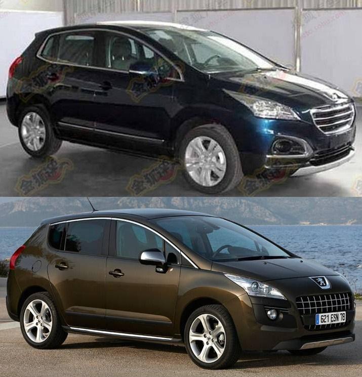 Es este el Peugeot 3008 2013? | Automotiva