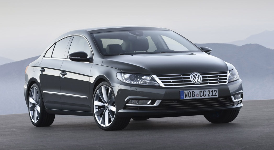 Volkswagen Argentina presenta el nuevo (Passat) CC