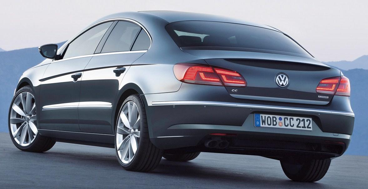 Volkswagen Argentina Presenta El Nuevo Passat Cc