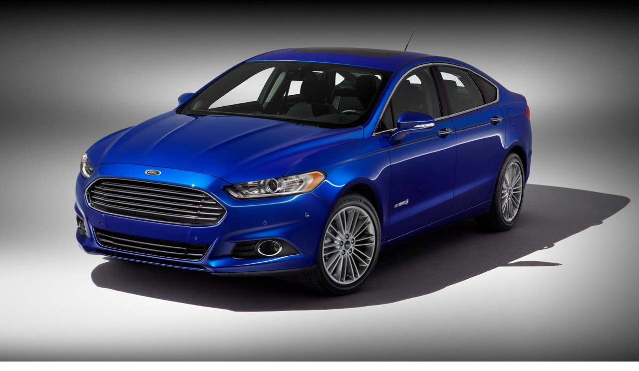 Ford Mondeo 2013 Ecoboost. Solo 3 cilindros y 1000 cm3