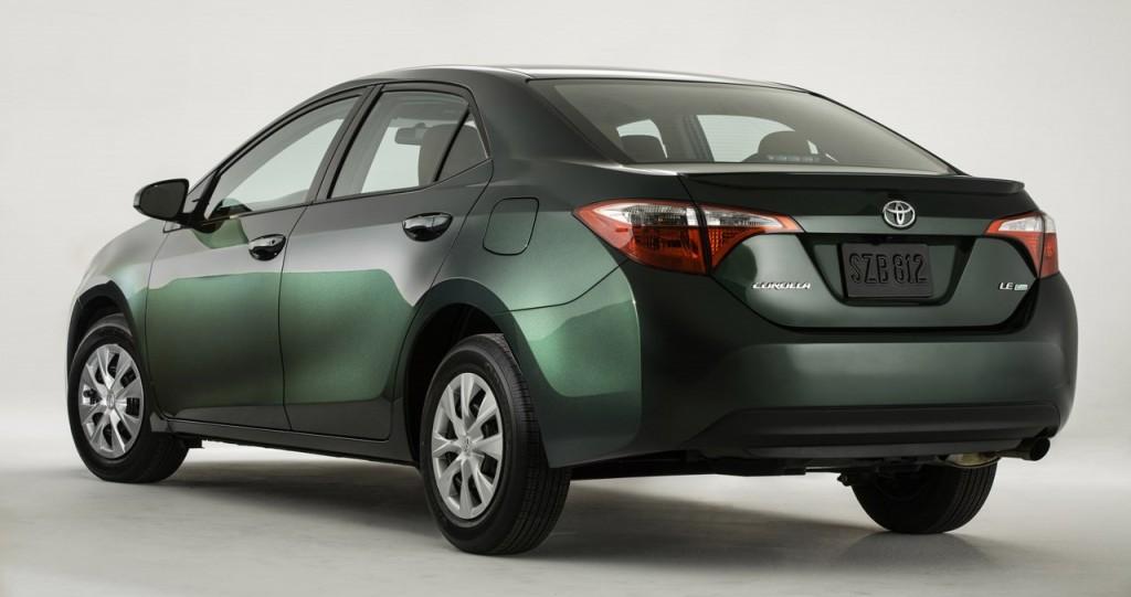Este es el nuevo Toyota Corolla 2014