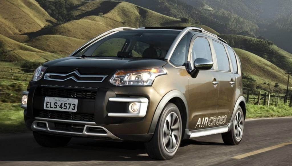 c3 picasso y c3 aircross con nuevos motores en argentina automotiva. Black Bedroom Furniture Sets. Home Design Ideas