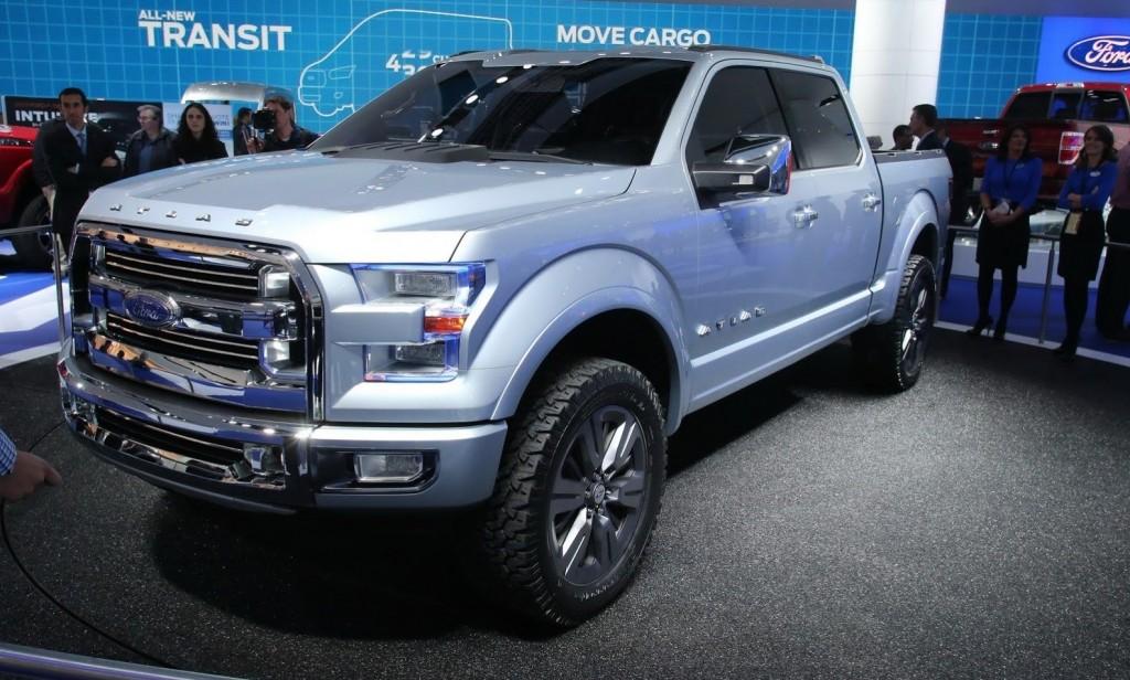 Nueva Ford F100 Duty 2014.html | Autos Weblog