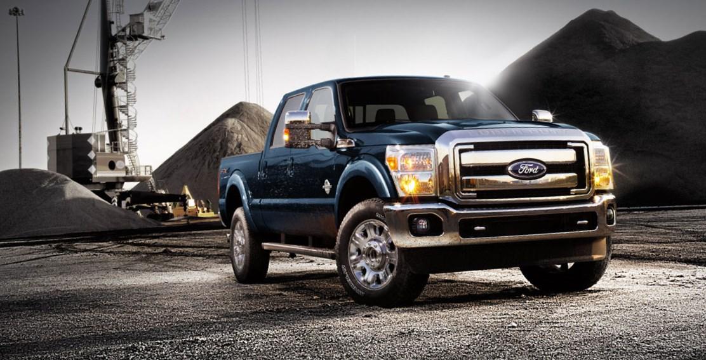 2015) Ford F250 2014. Sucesora de nuestra extinta F100. Bestial