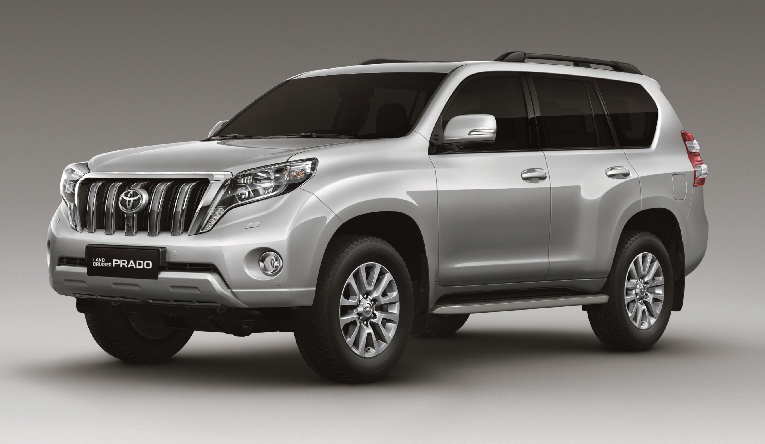 Toyota Prado 2013 Price List In South Africa   Autos Weblog