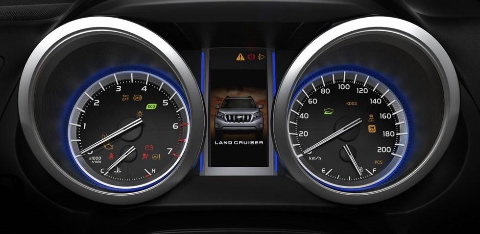 Toyota Argentina presenta la renovada Land Cruiser Prado 2014