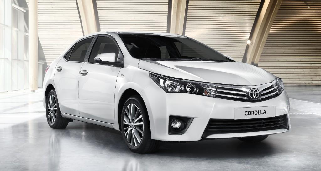 Toyota Argentina presenta el nuevo Corolla 2014. Desde $ 175.000