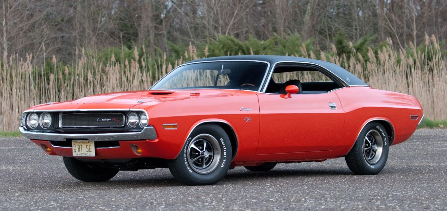 Dodge Challenger De 1970 Automotiva