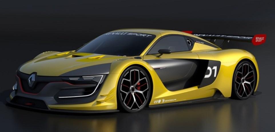 Nuevo Renault Sport R S 01 Renderings 2014: Renault Sport RS 01. 500 CV Para Correr En El Sport Trophy