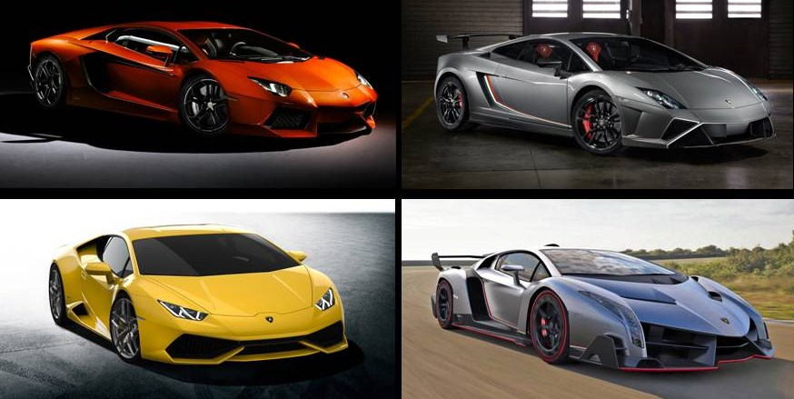 lamborghini huracan and aventador difference lamborghini comparison huracan vs aventador. Black Bedroom Furniture Sets. Home Design Ideas