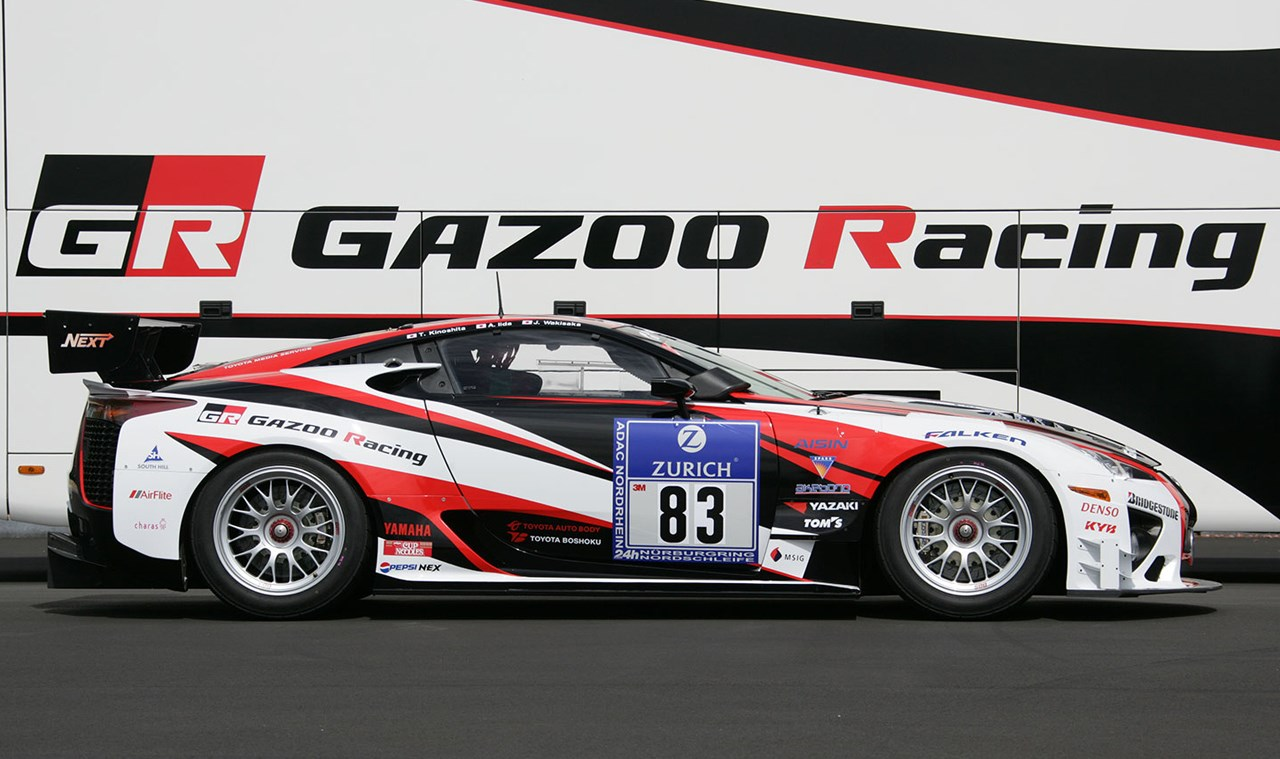 Toyota Gazoo Racing Automotiva