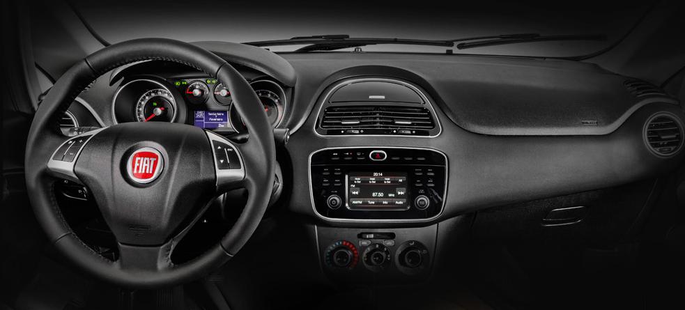 Nuevos fiat punto y linea my 2016 automotiva for Fiat attractive 2016