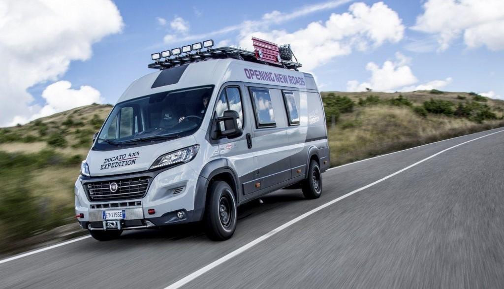 as vale la pena nueva fiat ducato 4x4 expedition automotiva. Black Bedroom Furniture Sets. Home Design Ideas