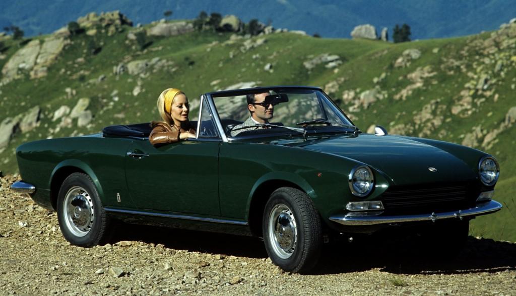Fiat 124 Spider original
