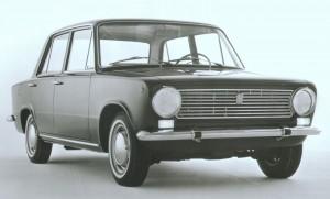 Fiat 124 orignial