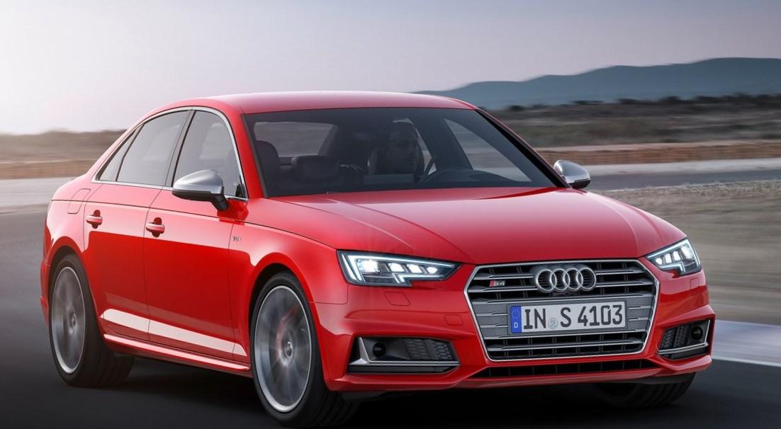 Audi A4 nuevo. En este caso S4