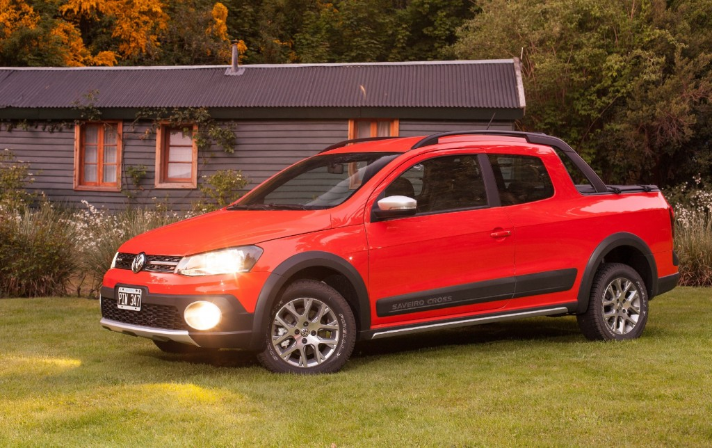 Volkswagen Saveiro Cross 2016