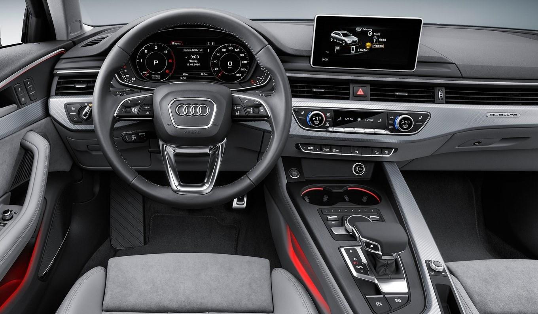 Nuevo Audi A4 Allroad 2016 Actualizaci 243 N En Su Punto