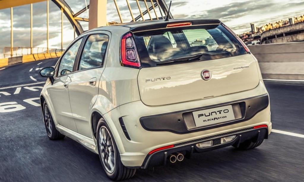 Fiat Punto Blackmotion