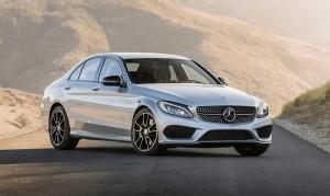 Mercedes-Benz C450 AMG line