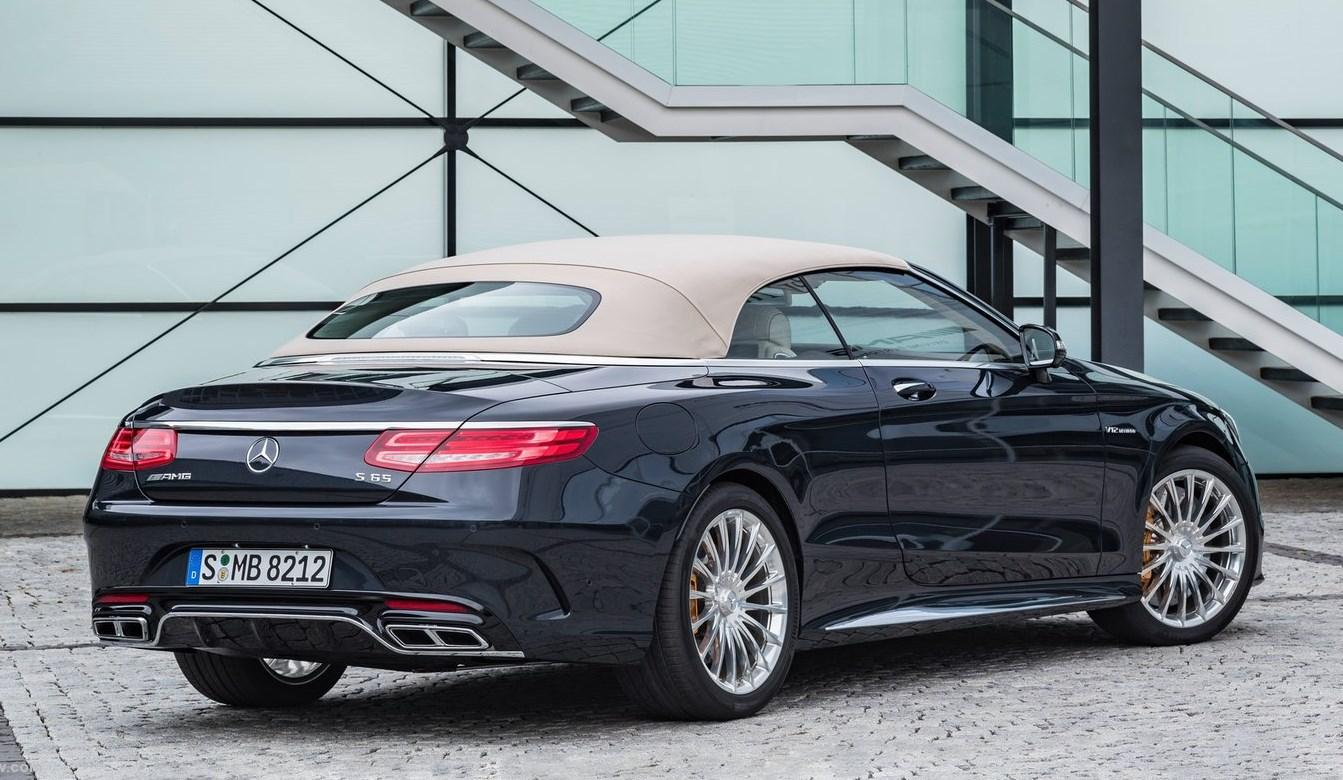 Mercedes amg s65 cabrio v12 6 litros 630 caballos for Mercedes benz s65 amg 2016