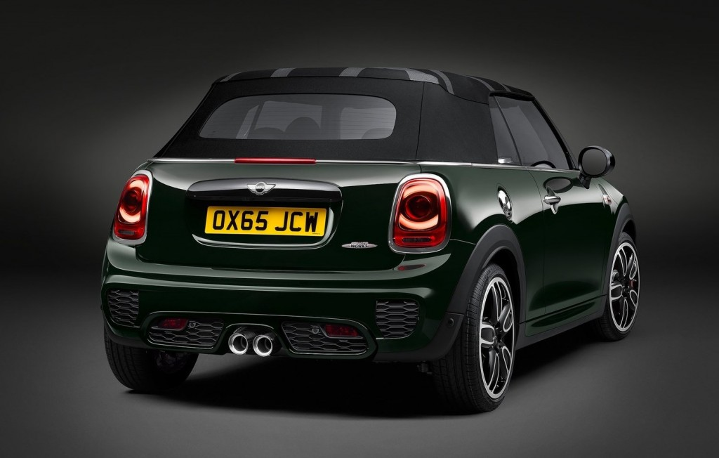 Mini John Cooper Works Convertible 2016