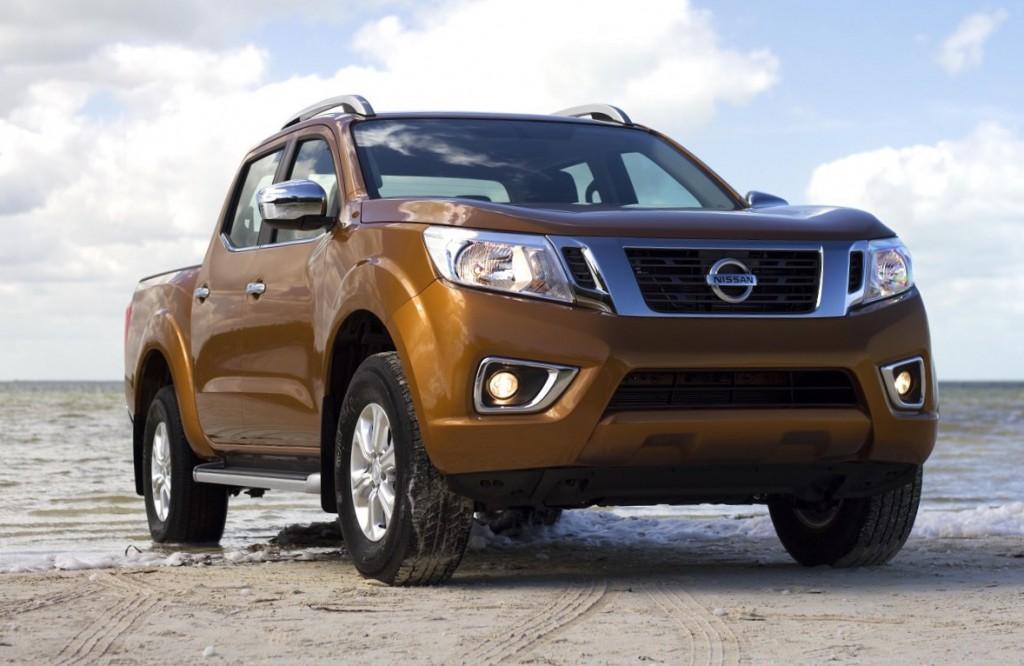 Nissan presenta la nueva Pick Up NP300 Frontier 2016
