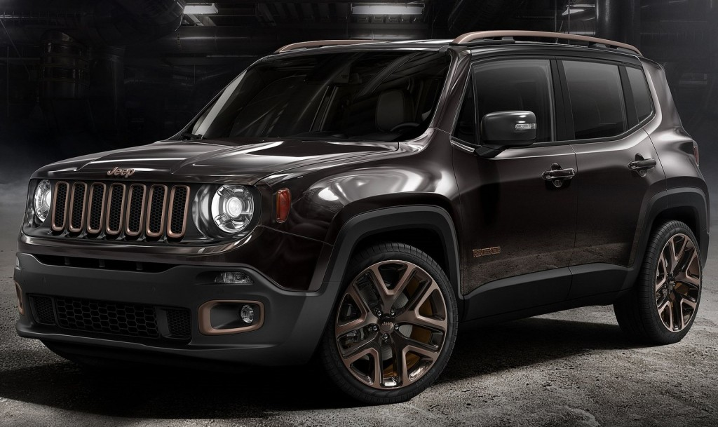 Jeep Renegade Concept para el mercado chino