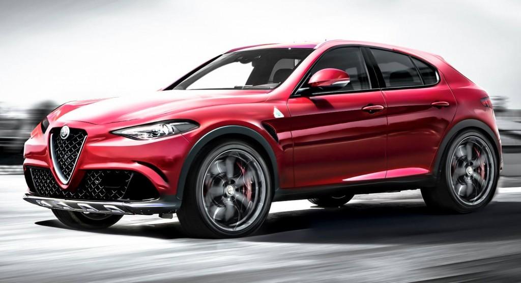 Alfa Romeo Stelvio. ¿Será este?
