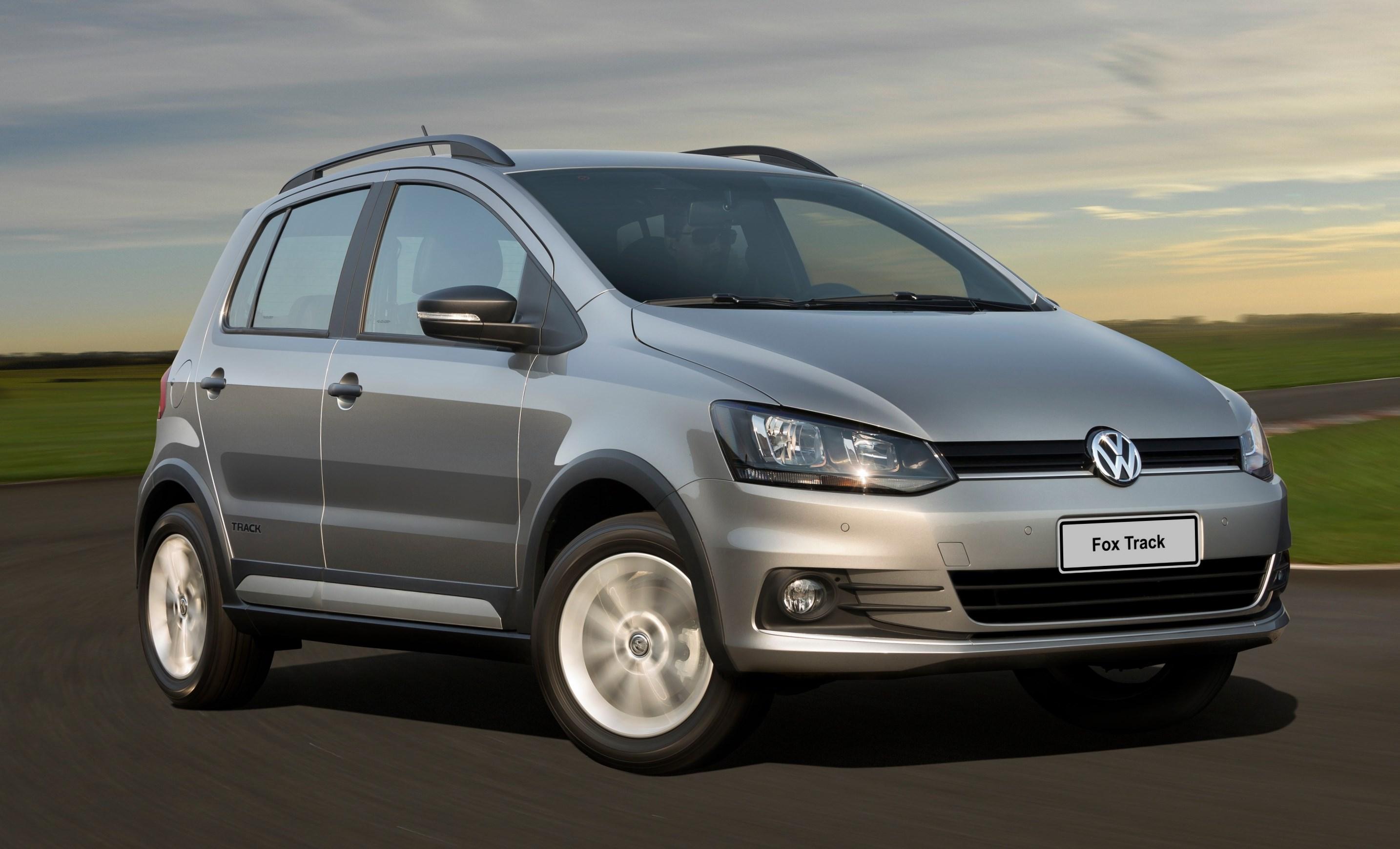 Volkswagen Ampl A La Gama Fox Nuevo Fox Track