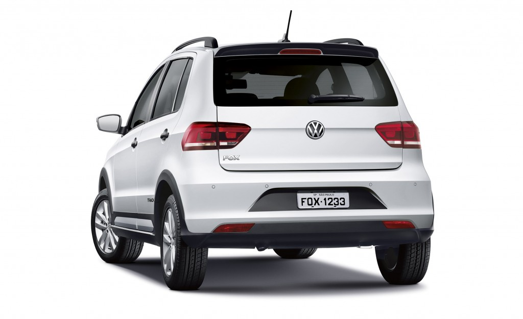 Nuevo VW Fox Track