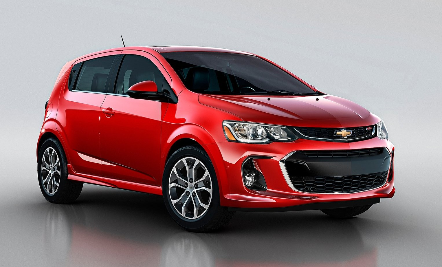 Chevrolet Sonic on 2013 Chevy Sonic Lt Sedan Red