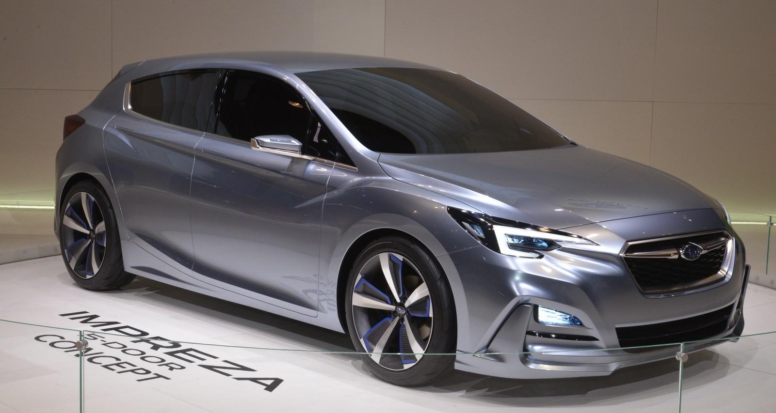 subaru impreza new york at auto show 2017 2018 best cars reviews 2017 2018 best cars reviews. Black Bedroom Furniture Sets. Home Design Ideas