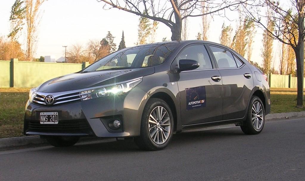 Toyota Corolla actual, que probamos en 2013