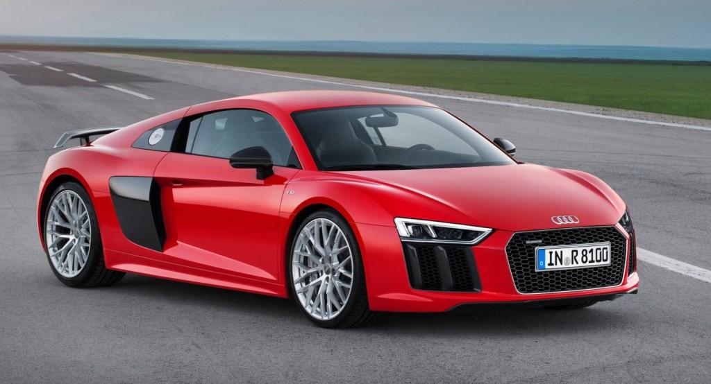 Audi R8 Plus. Aun no llegó la nueva generación