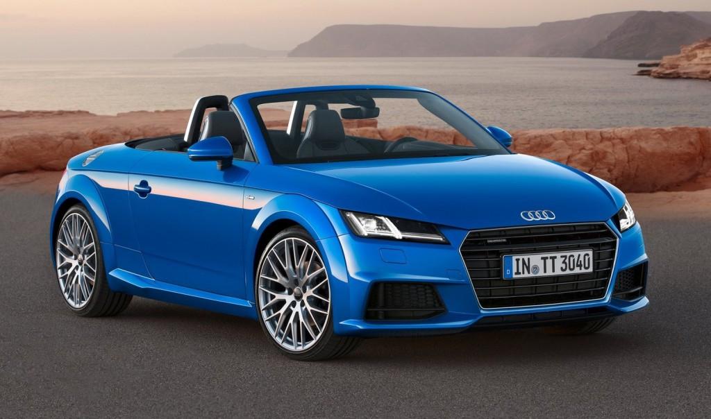 Audi TT-S cabrio