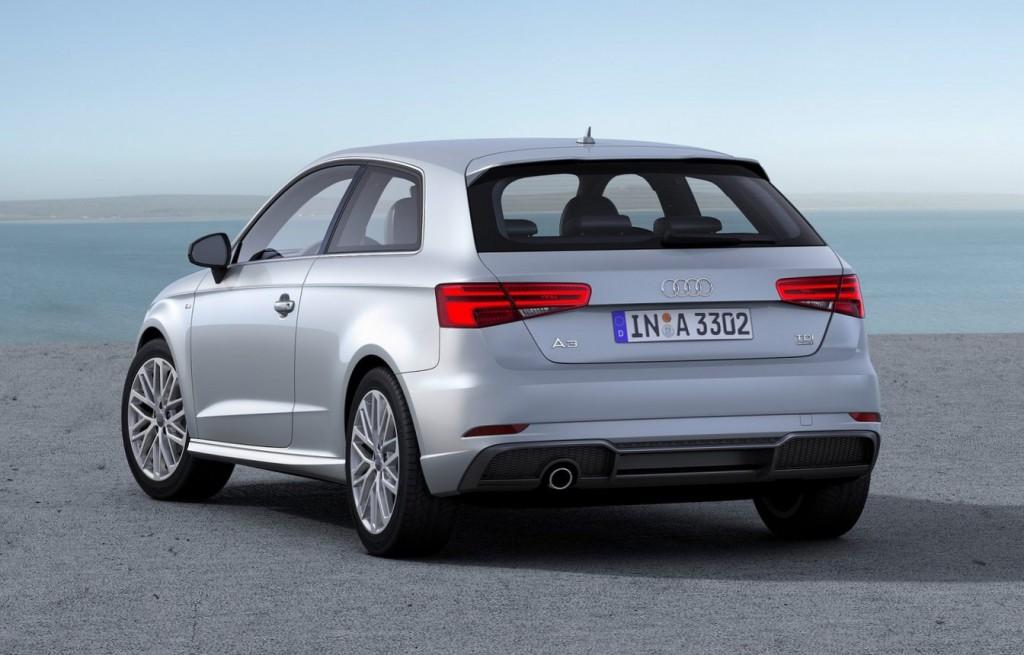 Audi 3 3 puertas 2016