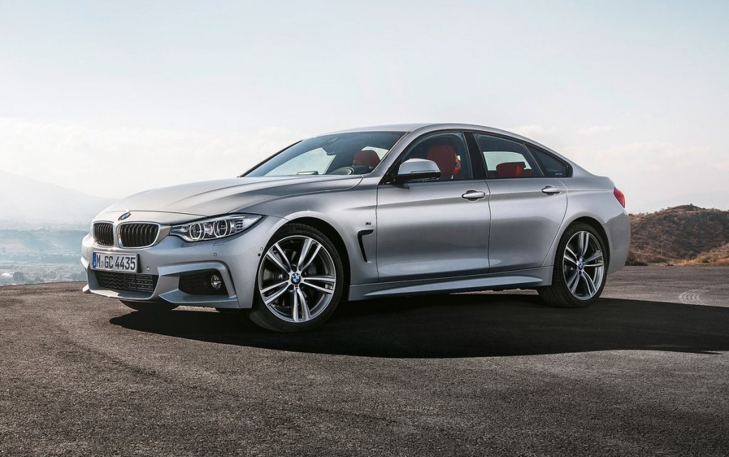 BMW Serie4 Gran Coupe