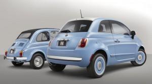 Fiat 500 2016 y original