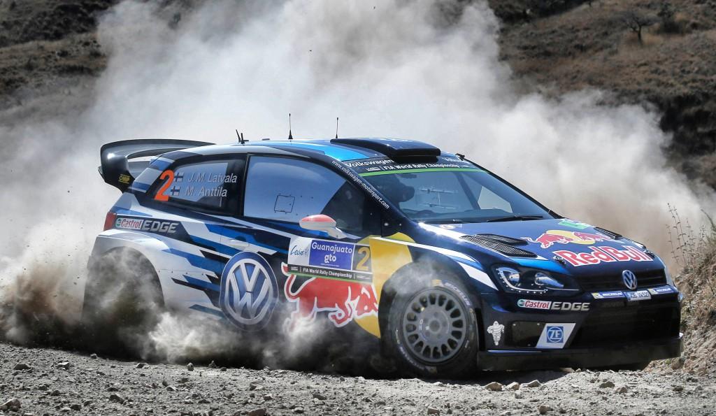Michelin en el WRC