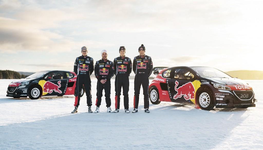 Team Peugeot Hansen 2016