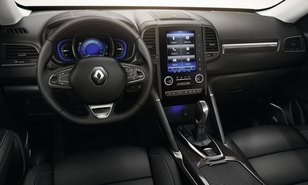 Se Viene La Totalmente Nueva Renault Koleos 2017on 2016 Renault Megane