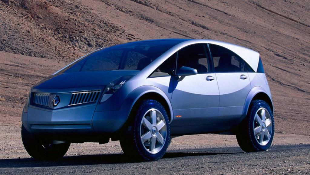 Renault Koleos. Concept de 1999