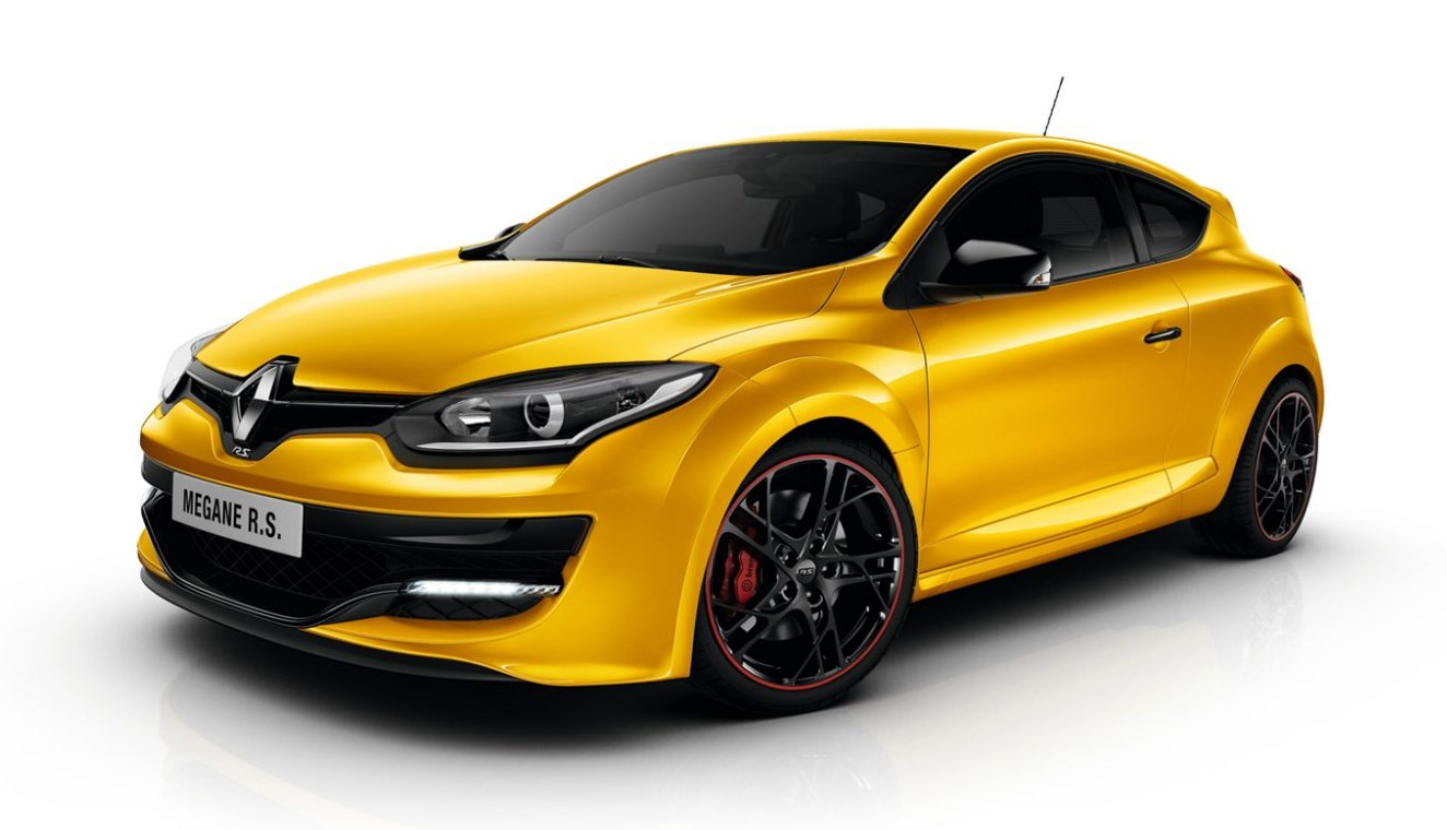 es este el nuevo renault megane rs 2017 300 cv automotiva. Black Bedroom Furniture Sets. Home Design Ideas