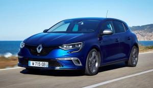 Renault Megane GT actual