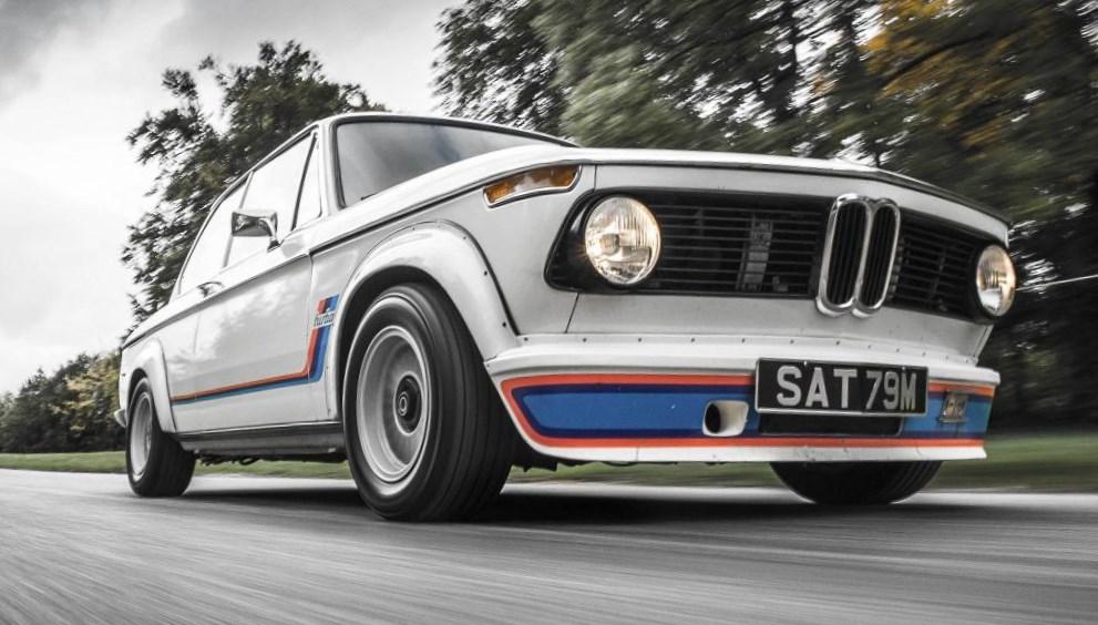BMW 2002 Turbo de 1976